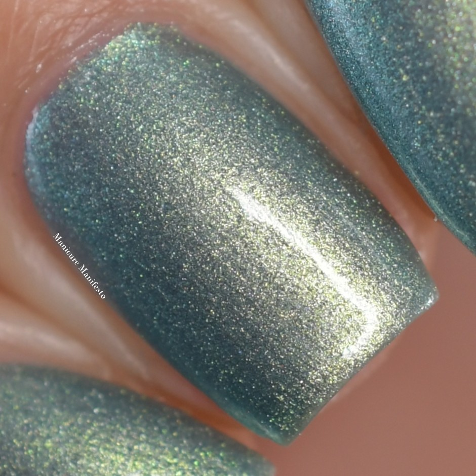 CANVAS Lacquer Surreal Teal