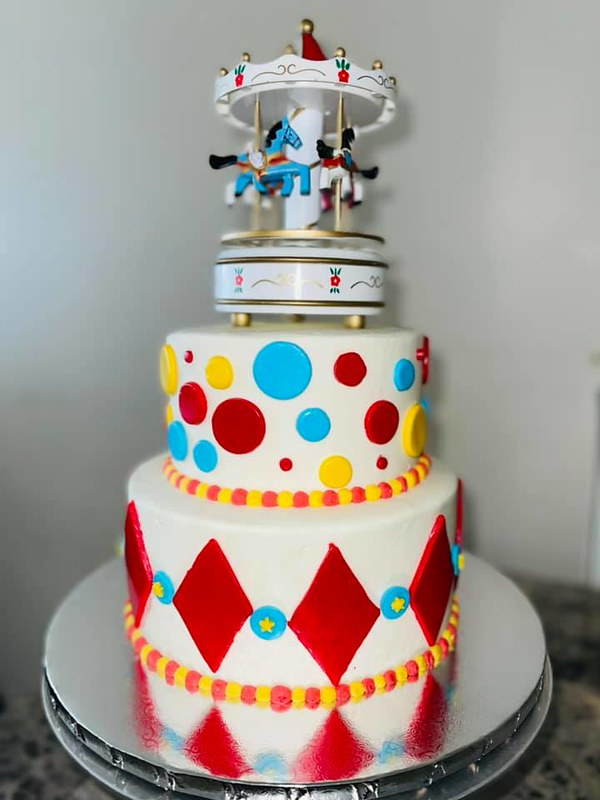 Cake by Desi's Creations LLC