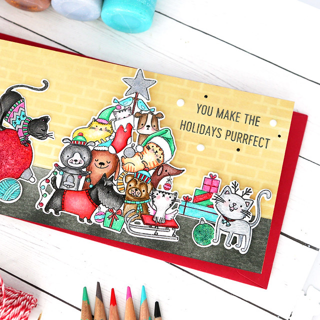 You Make the Holidays Purrfect 3