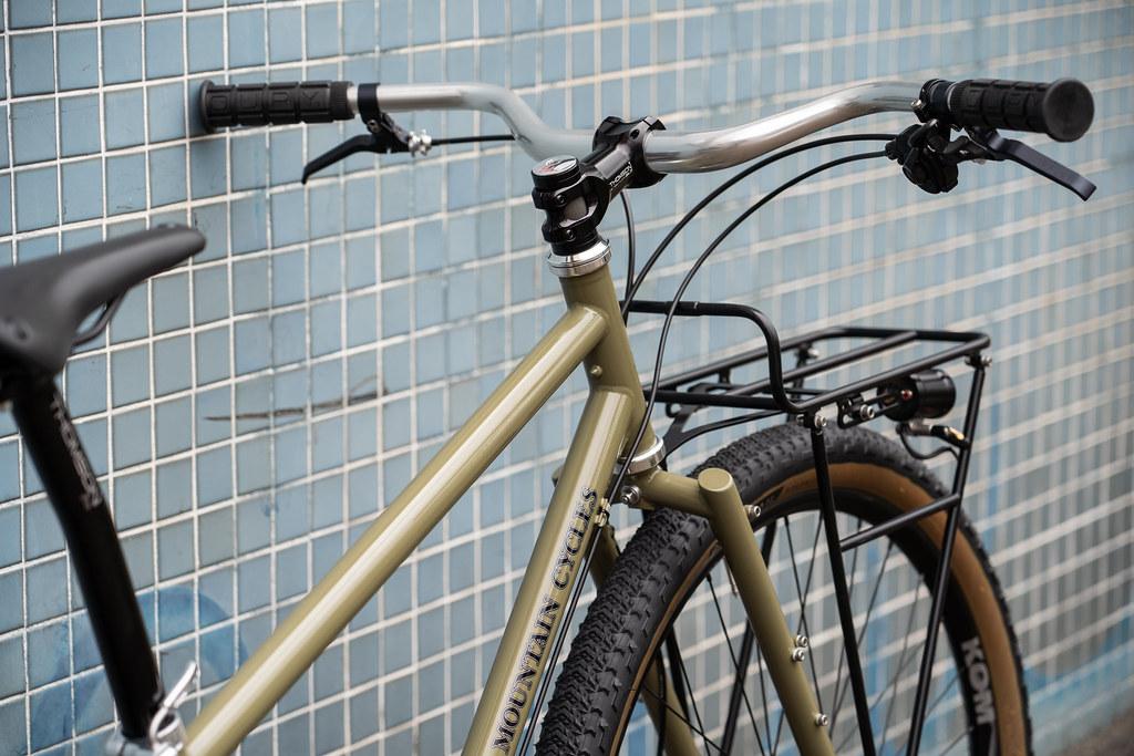 """*BLACK MOUNTAIN CYCLES* la cabra (16"""")"""