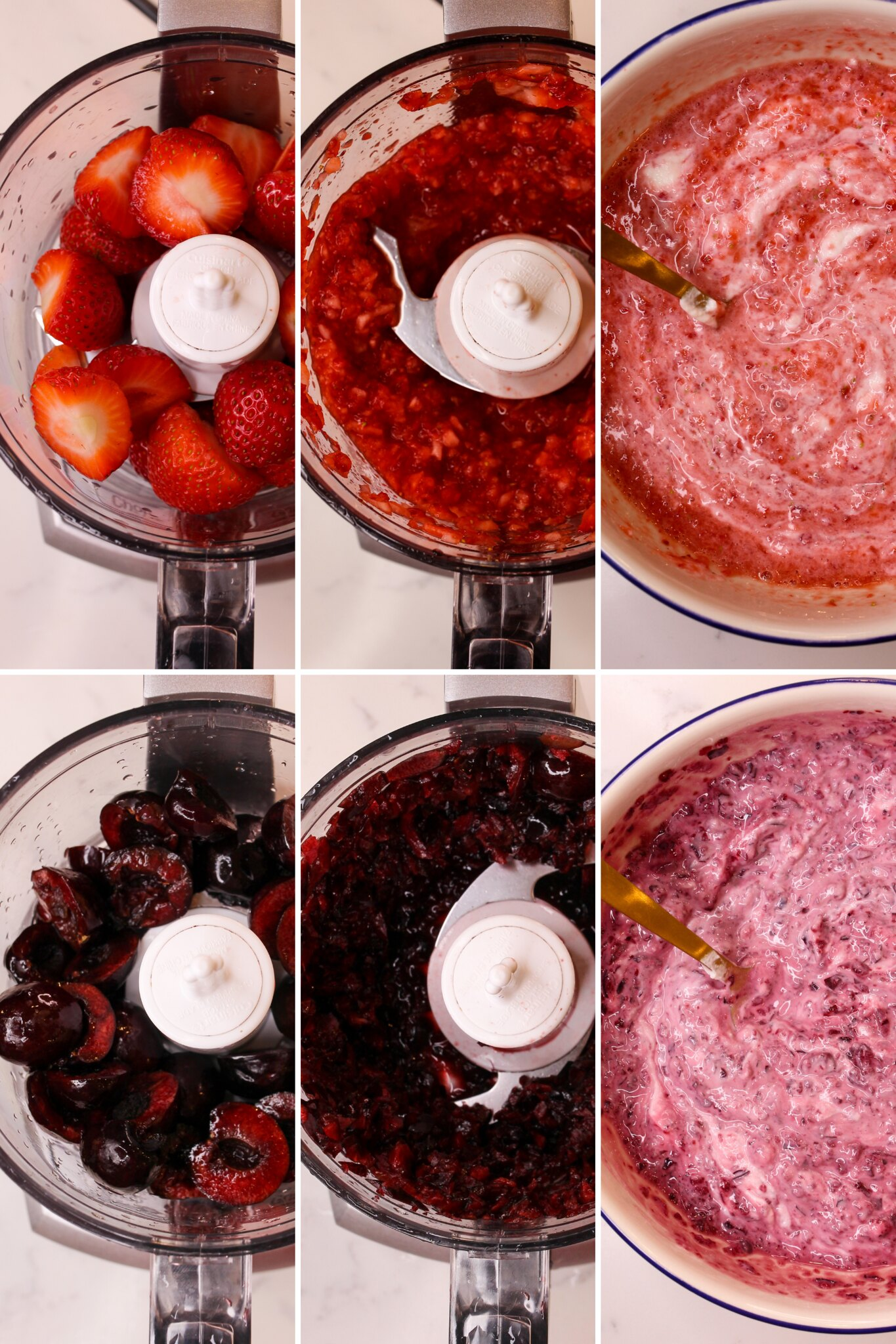 How to Make Yogurt Ice Pops