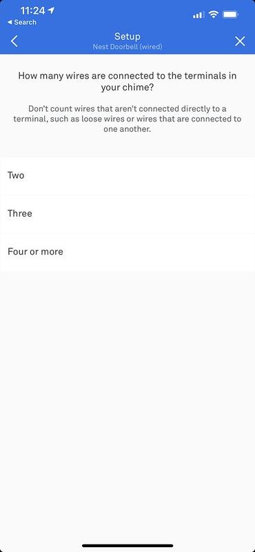 Nest iOS App - Chime