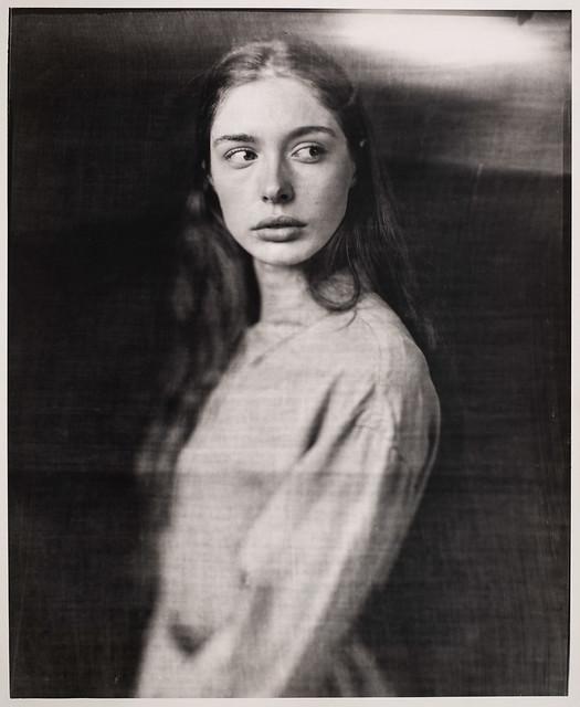 Portrait to Silvia