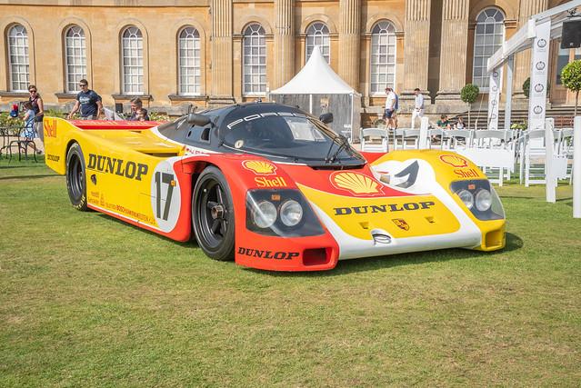 Porsche 962 Group C Race Car