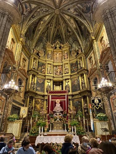 Altar Principal de la Iglesia Parroquial de Guadalupe