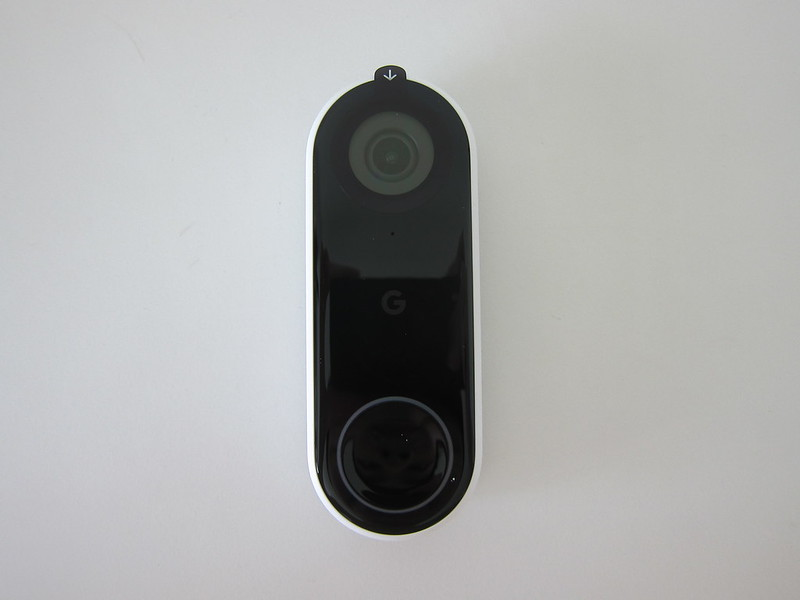 Nest Doorbell (Wired) - Front