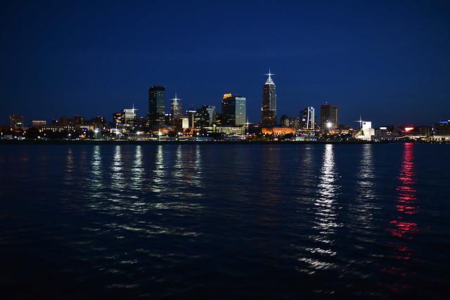 Cleveland Lake Erie Cruise