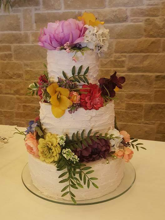 Cake by Pink Boxes, Purple Ribbons Cake Co.