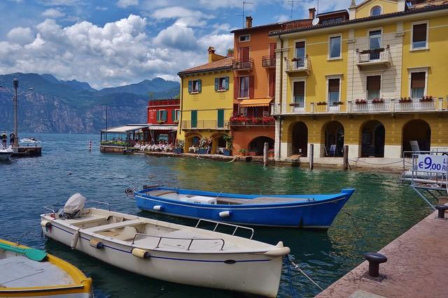 Italien, Italy,  In Malcesine(TN) am Gardasee, 79187/20013