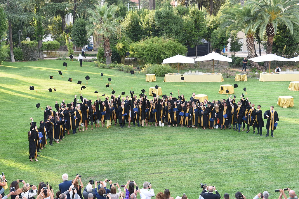 International Masters' 2018 – 2019 Graduation Day