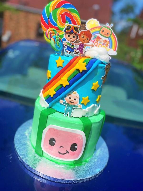 Cake by ZZZ's Sweet Treats