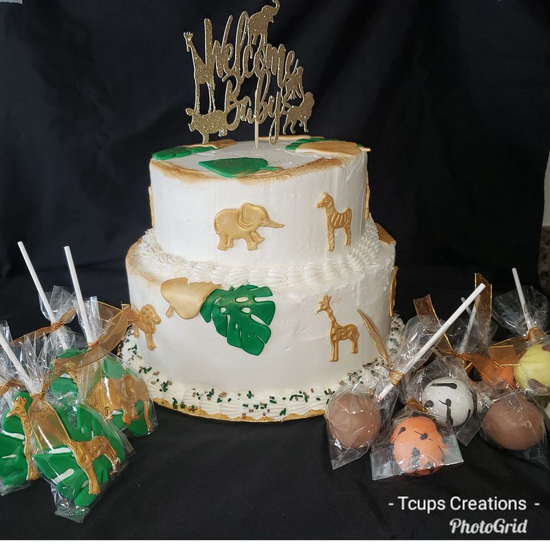 Cake by Tcups Creations