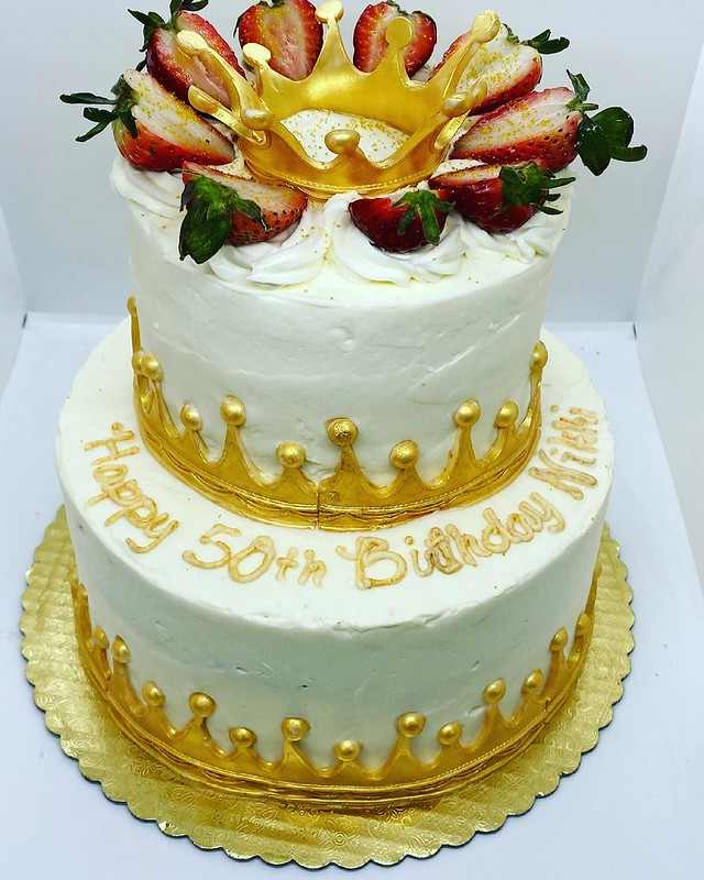 Cake by Peteet's Famous Cheesecakes