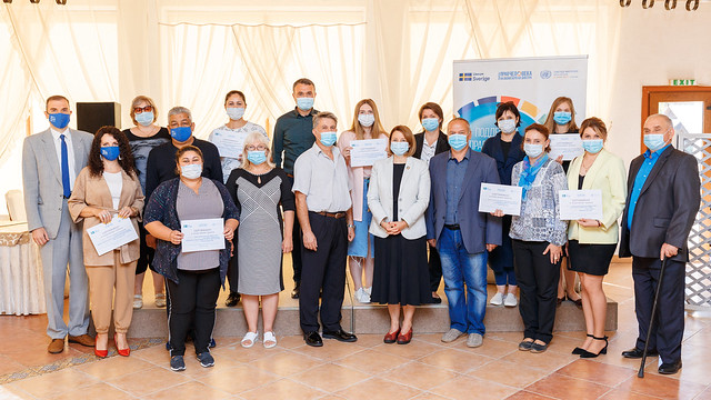 Sweden and UN support new projects to strengthening human rights in the Transnistrian Region