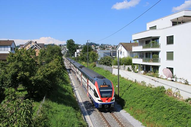 Rapperswil | SBB RABe 511 040