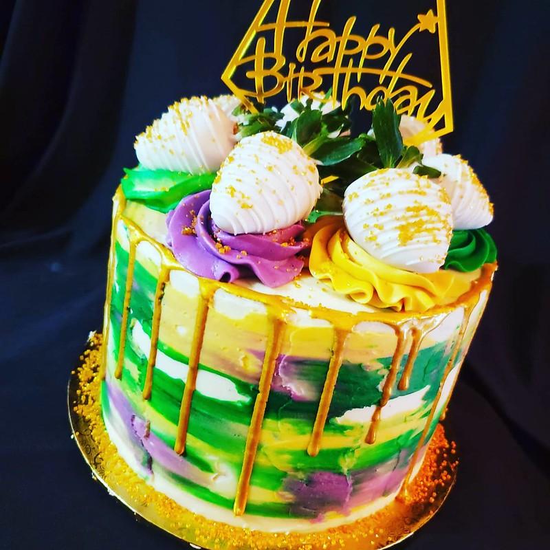 Cake by Taste of Terris