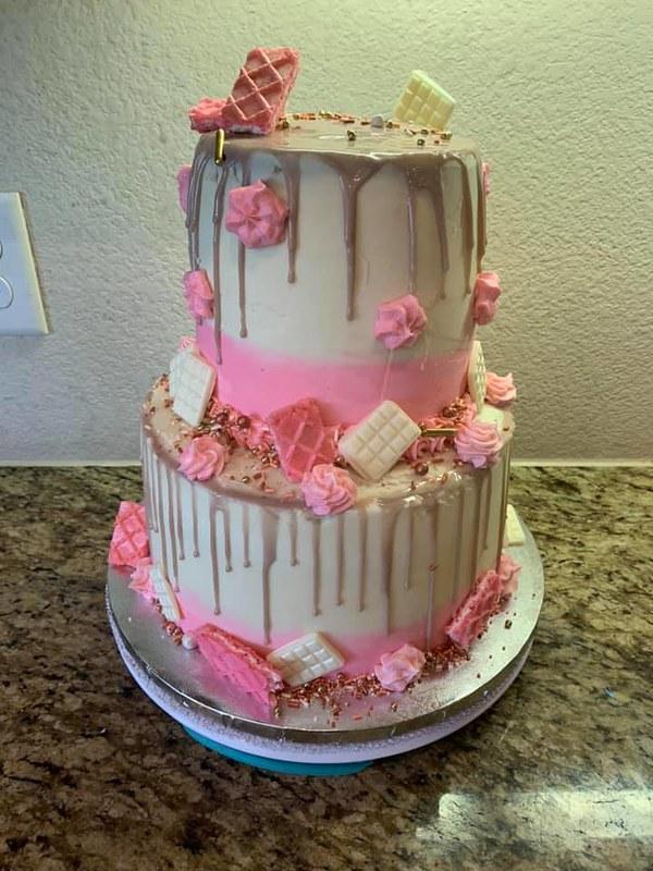 Cake by Sweet Shack