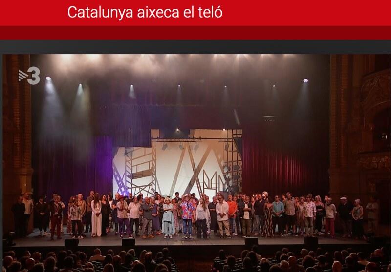 La Cubana recibe la mención honorífica Catalunya de Teatre y alarga la exposición hasta Navidad
