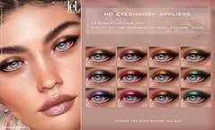 Synergy - Lelutka HD Eyeshadow Applier for EVO/EVO X heads - Fairview♥