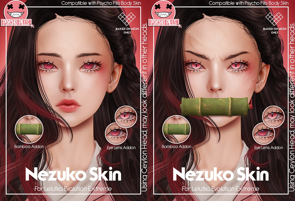 Nezuko At Tokyo Zero