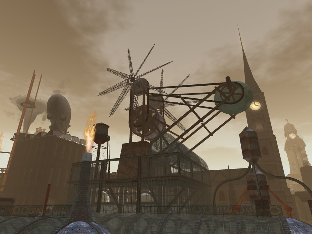 Windmill Restoration