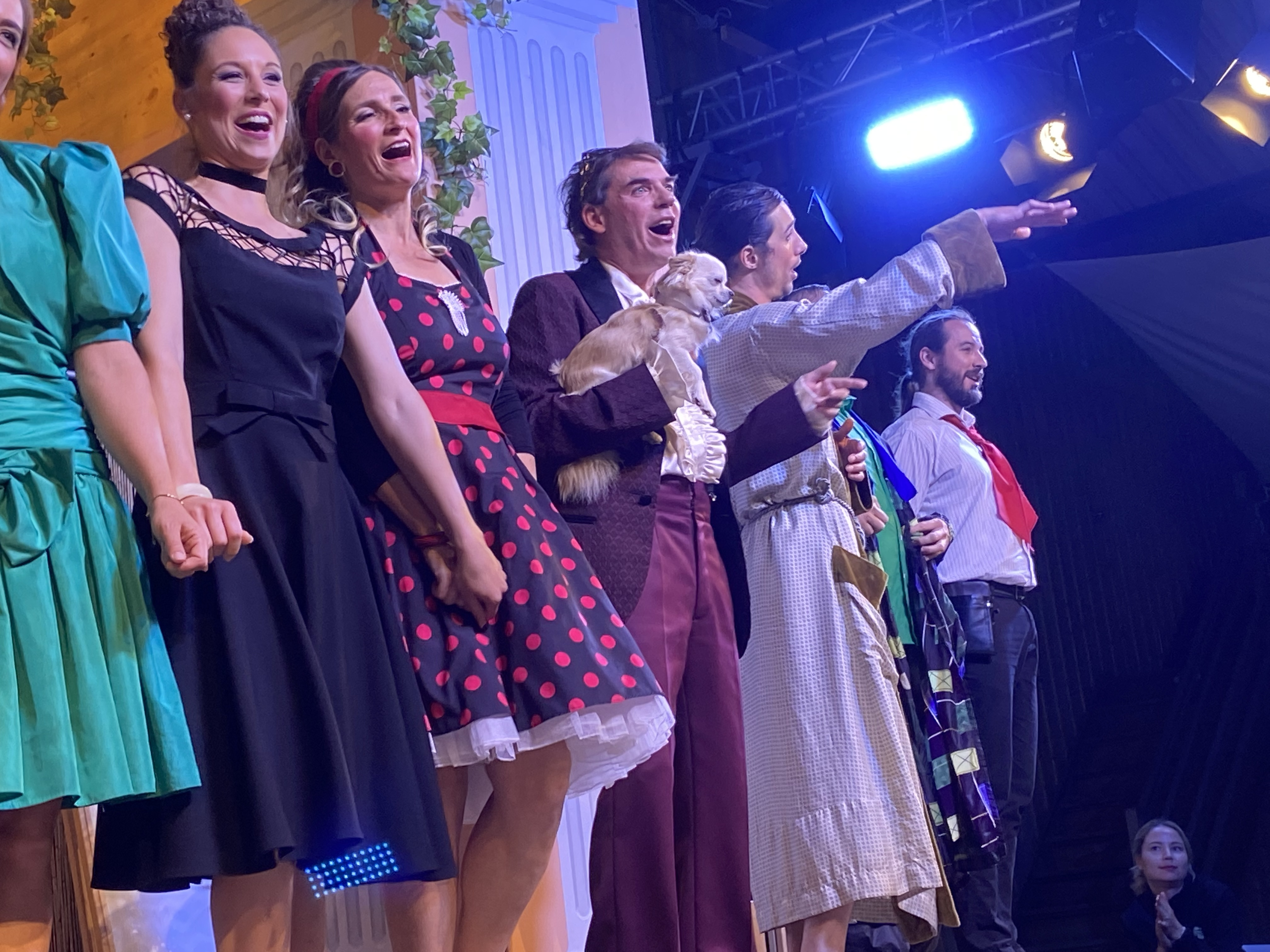 Sommerfestspiele Wasserschloss Hagenwil vom 2.9.2021