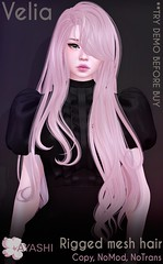 [^.^Ayashi^.^] Velia hair special for The Cosmopolitan