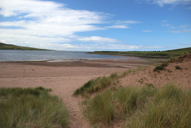 Mungasdale Bay