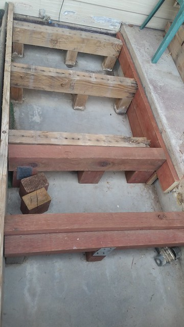 Deck Supports