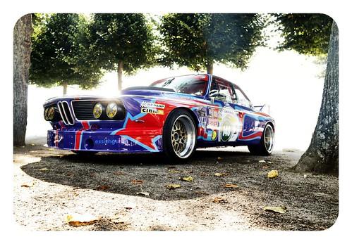 BMW CSL Batmobile E9