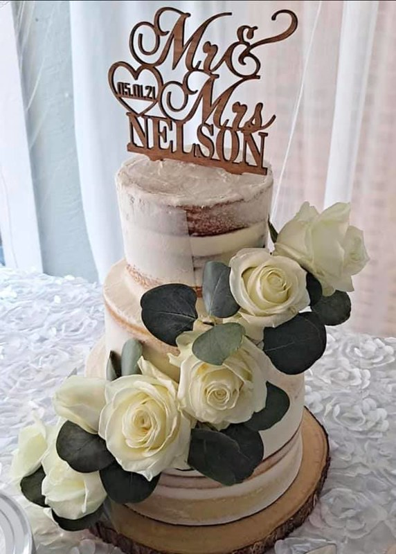 Cake by Coco's Cakes
