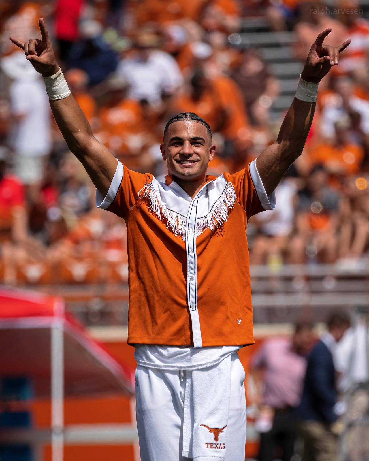 Texas Cheer   Texas Review   Ralph Arvesen
