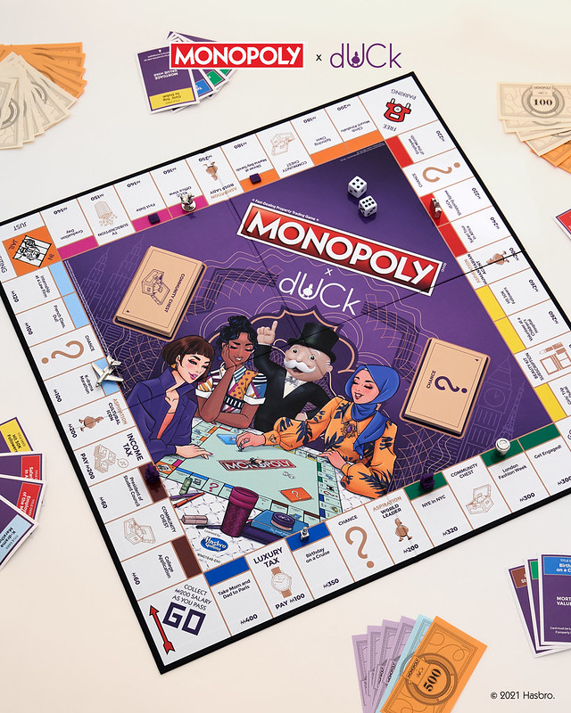 Monopoly X Duck Board Game 2