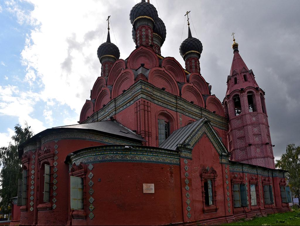 Церковь Богоявления 7