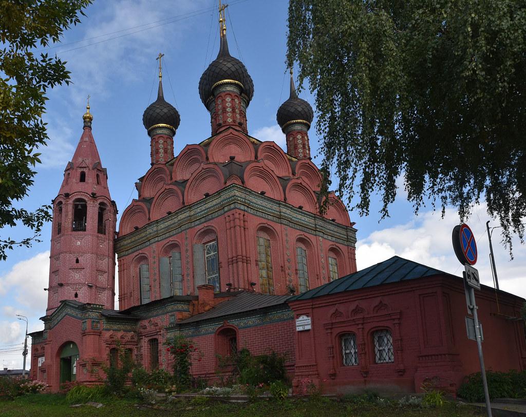 Церковь Богоявления 4