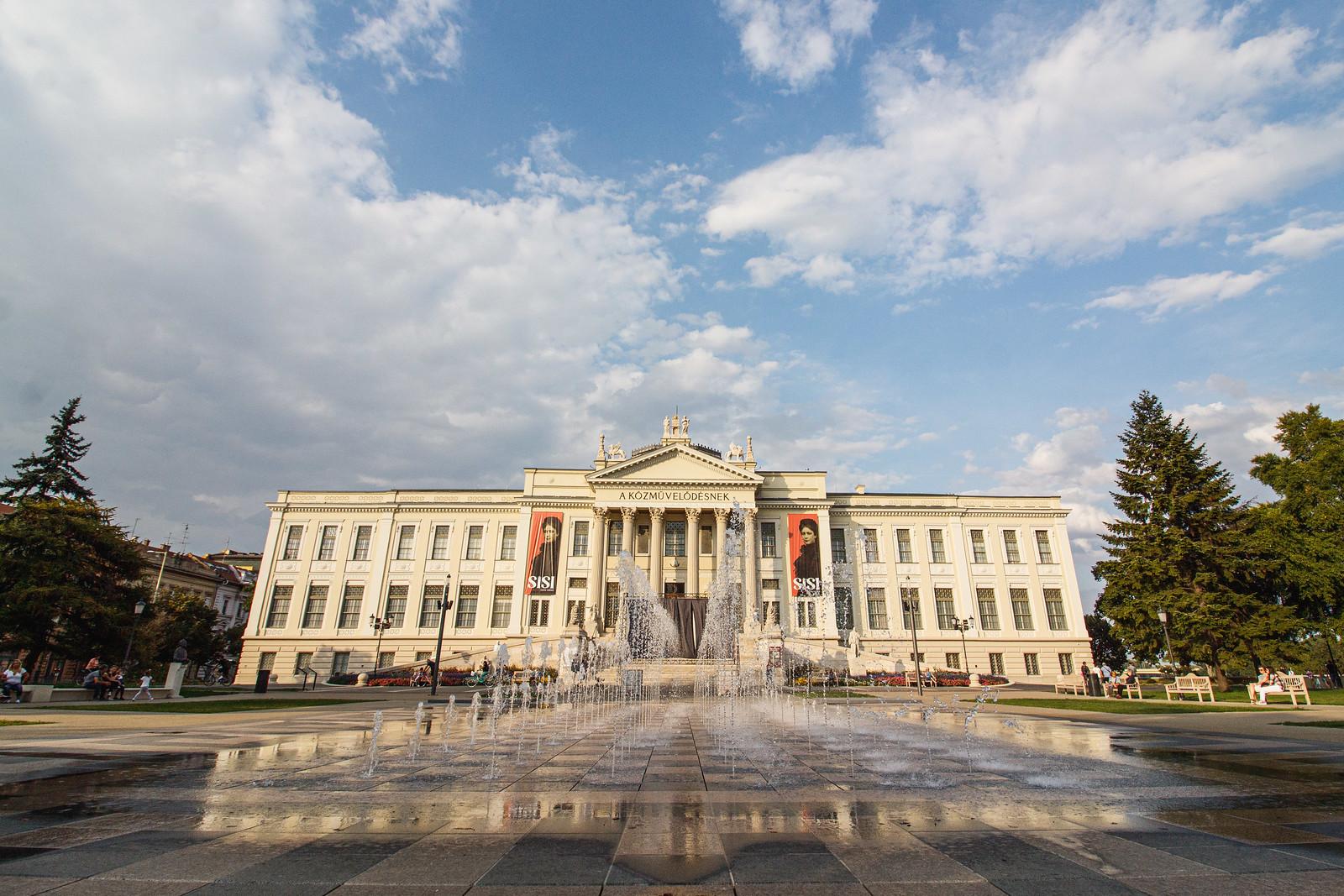 Különdíjjal jutalmazták a Móra Ferenc Múzeum és a Vármúzeum felújításának tervezőit