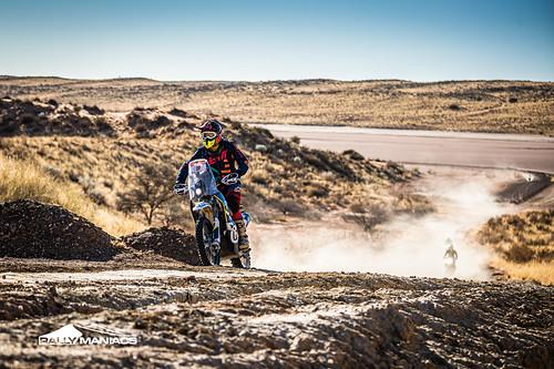 Kalahari Rally 2021 Stage 3