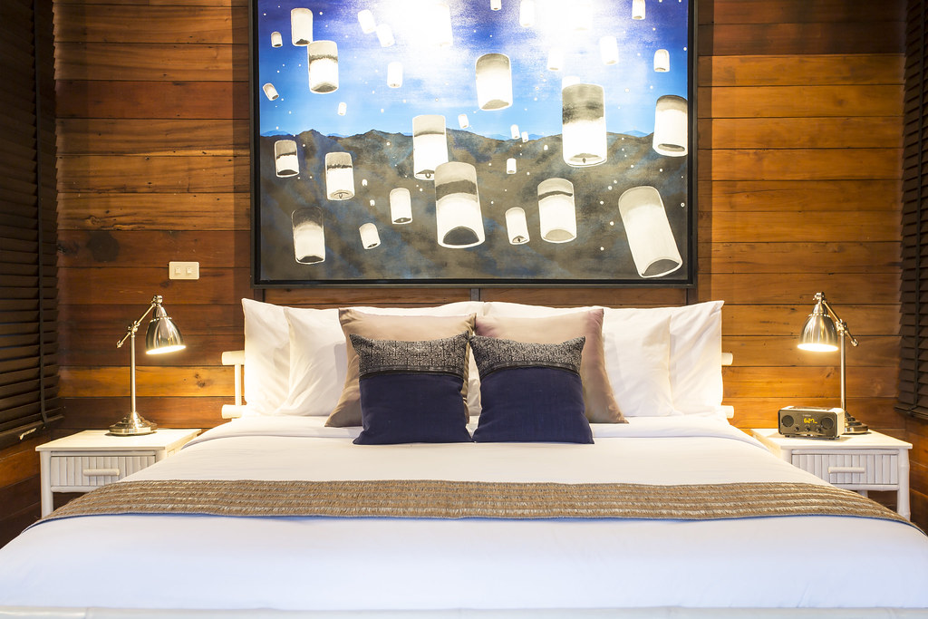 X2 Chiang Mai- Master Bedroom