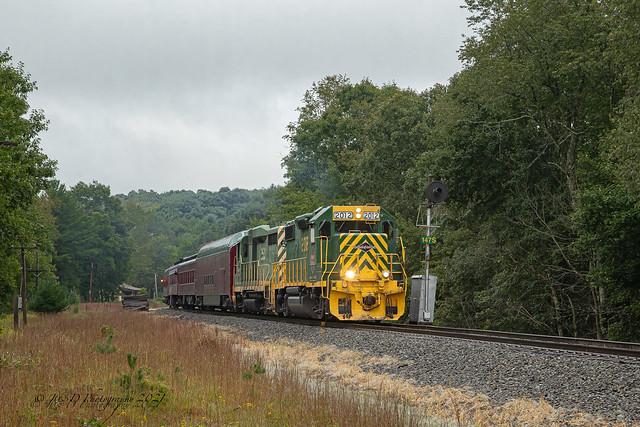 RBMN OCS @ Tunnel, PA