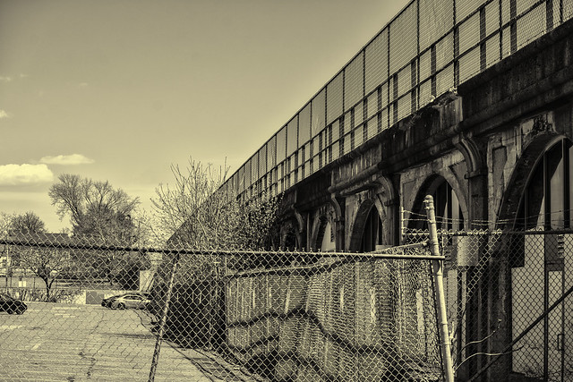 Viaduct and Arches
