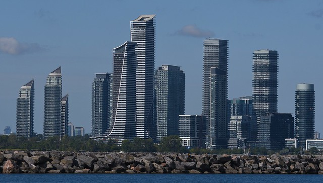 West Toronto Skyline - EXPLORED