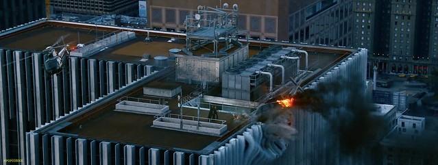Matrix Ressurections NEO in City 05