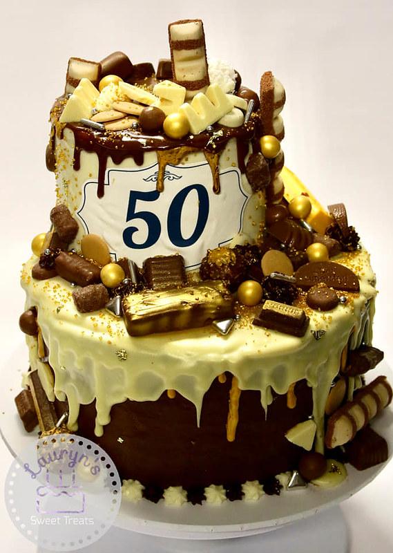 Cake by Lauryn's Sweet Treats