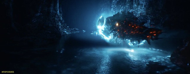 Matrix Resurrections Morpheus Escape 01