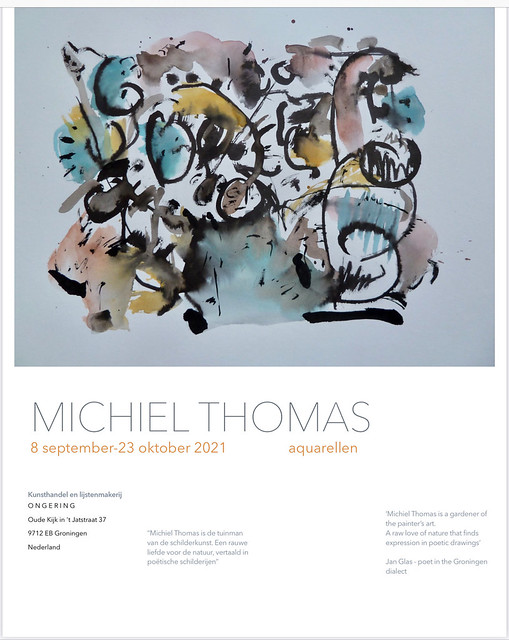 My exhibition in Groningen.