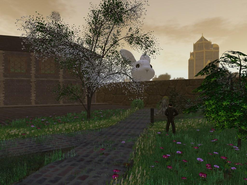 Oriana's stealth garden
