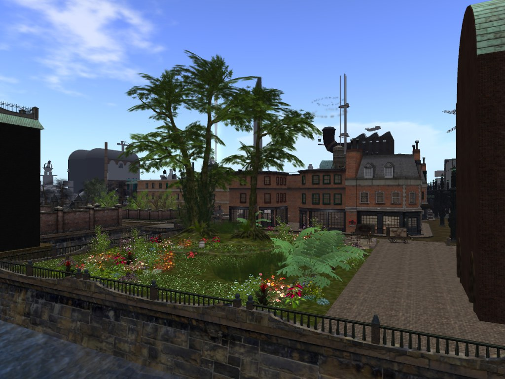 Mornington's stealth garden