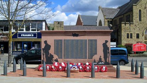 War Memorial, Chester-le-Street