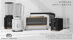 Modern Appliances for C88