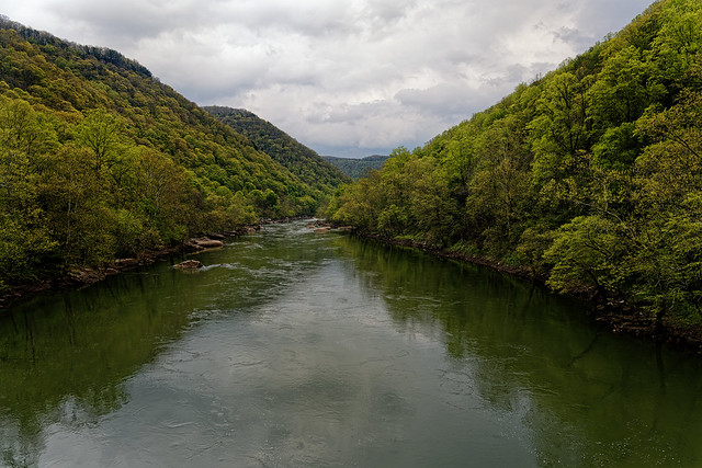 Whenever You're Ready, You Should Go Outside (New River Gorge National Park & Preserve)